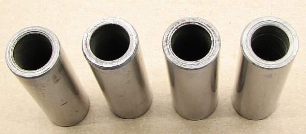 Пальцы поршневые ВАЗ 2101 красные, г. Ярославль (21213-1004020-02) - изображение