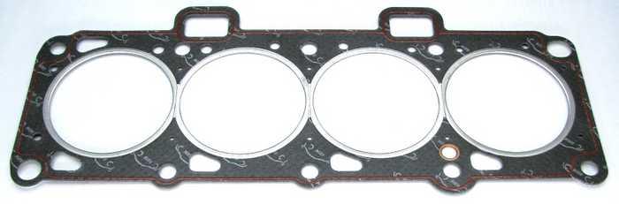 Прокладка ГБЦ ВАЗ 2112, 82,0 с герметиком (2112-1003020) - изображение 1