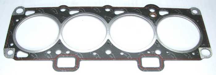 Прокладка ГБЦ ВАЗ 2112, 82,0 с герметиком (2112-1003020) - изображение