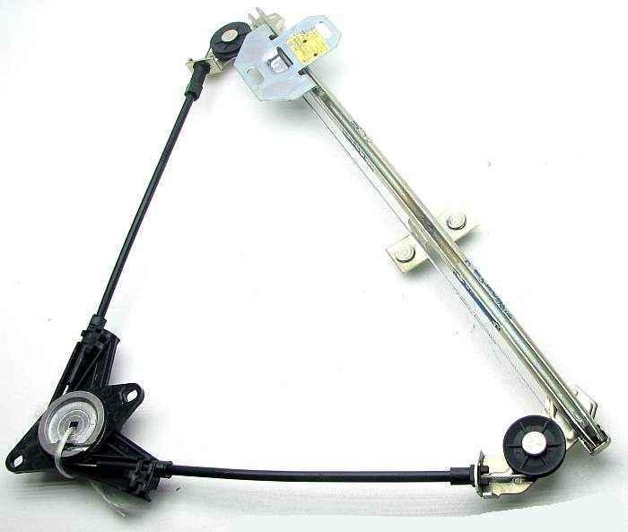 Стеклоподъемник передней двери ВАЗ 2110, 2170 Приора левый под электропривод (2110-6104011-10) - изображение