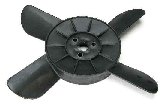 Крыльчатка вентилятора радиатора охлаждения ВАЗ 2101 (2101-1308008) - изображение