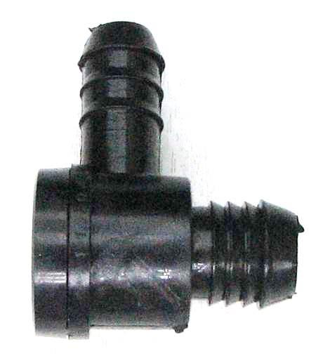 Клапан вакуумного усилителя тормозов ВАЗ 2108 (2103-3510045) - изображение