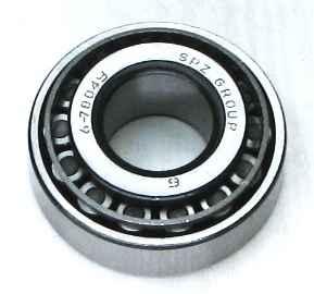 Подшипник передней ступицы ВАЗ 2101-2107 наружный (малый) СПЗ 7804 (2101-3103025) - изображение