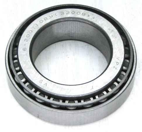 Подшипник передней ступицы ВАЗ 2121 Нива СПЗ 6-2007108А (2121-3103020-10) - изображение 1