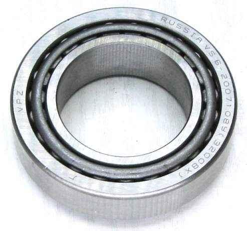 Подшипник передней ступицы ВАЗ 2121 Нива СПЗ 6-2007108А (2121-3103020-10) - изображение