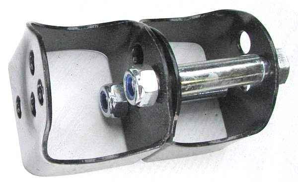 Проставки задней стойки ВАЗ 2108 круглые (комплект 2шт) усиленные - изображение 1
