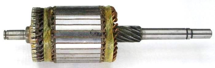 Ротор стартера ВАЗ 2101, КЗАТЭ - изображение