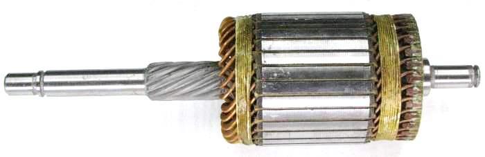 Ротор стартера ВАЗ 2108, КЗАТЭ - изображение 1