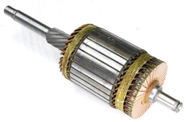 Ротор стартера ВАЗ 2108, КЗАТЭ - изображение
