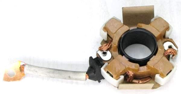 Щеточный узел стартера ВАЗ 2110 стар.образца (2110-3708620) - изображение