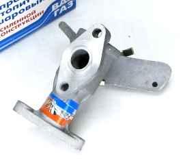 Кран отопителя ВАЗ 2101-2107, 2121-21213 шаровый (2101-8101150) - изображение 1