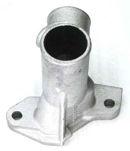 Патрубок головки блока ВАЗ 2101 алюминий (2101-1303014) - изображение 1