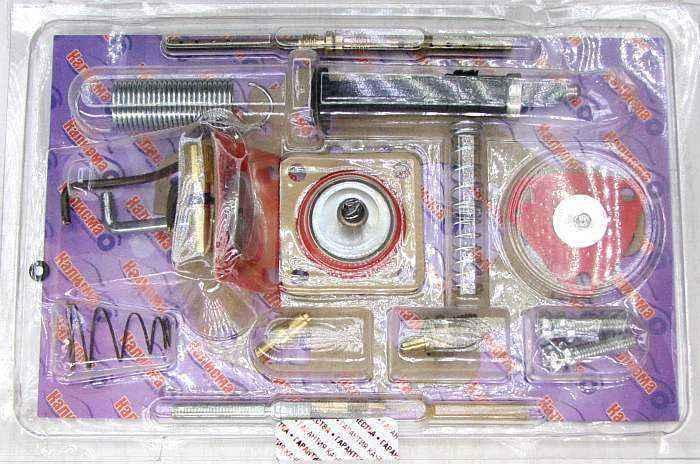 Ремкомплект карбюратора ВАЗ 21083 - изображение