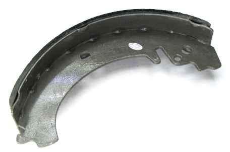 Колодка тормозная ВАЗ 2101-2107, 2121-21213 задняя 1шт, Начало (2101-3502090) - изображение