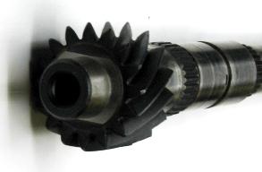 Вал вторичный КПП ВАЗ 21083, 16 зубов, ТЗА (21083-1701105-21) - изображение 1