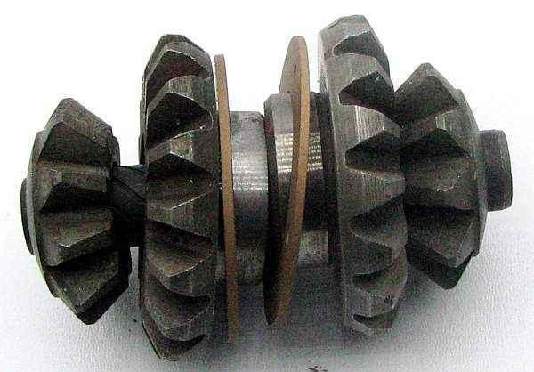 Сателлиты дифференциала ВАЗ 2101 ТЗА - изображение