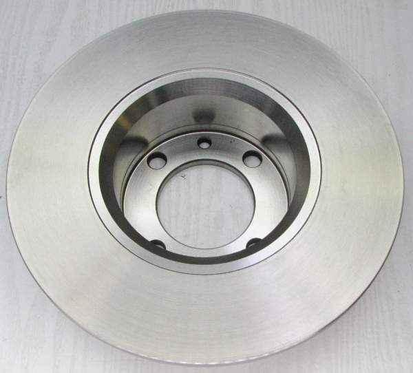 Диск тормозной ВАЗ 2101 передний АВТОВАЗ (2101-3501070) - изображение 1