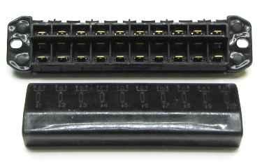 Блок предохранителей ВАЗ 2101, 2103, 2106 большой ПР-112 (2101-3722000) - изображение 1