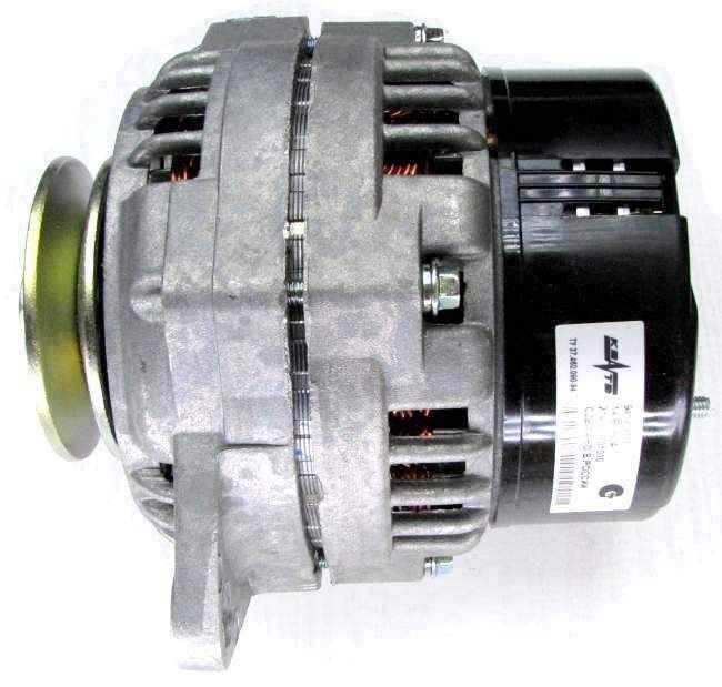 Генератор ВАЗ 21214 80А КЗАТЭ 9412.3701 (21214-3701010) - изображение