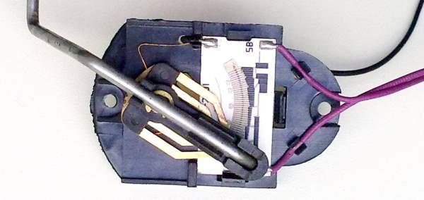 Датчик уровня топлива ВАЗ 2110 2110-1133009  (1-02) - изображение 1