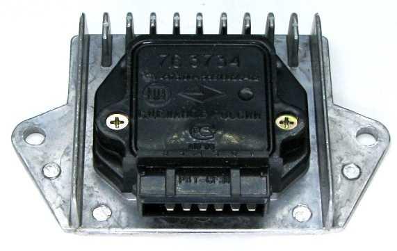 Коммутатор ВАЗ 2108 нового образца 76.3734, 76.3774 Ромб (2108-3734910-01) - изображение 1