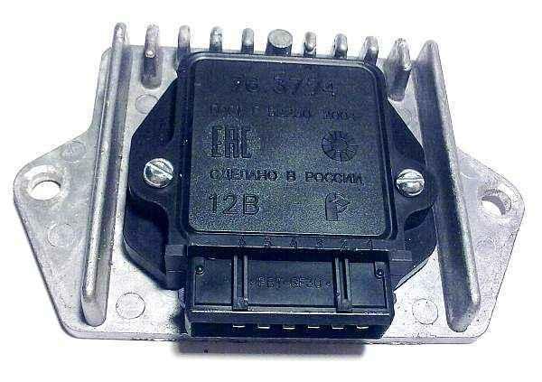 Коммутатор ВАЗ 2108 нового образца 76.3734, 76.3774 Ромб (2108-3734910-01) - изображение