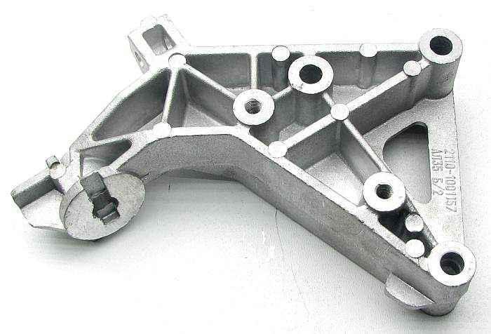 Кронштейн генератора ВАЗ 2110 верхний старого образца, ТЗА - изображение