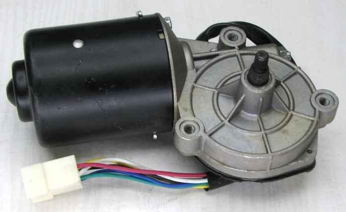 Мотор стеклоочистителя ВАЗ 2108, ГАЗ 2410, 3110, М-2141 HOFER HF744122 (2108-3730000) - изображение