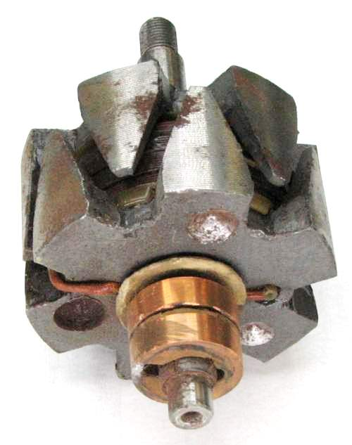 Ротор генератора ВАЗ 2108, КЗАТЭ (2108-3701200) - изображение 2
