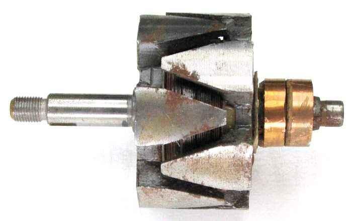 Ротор генератора ВАЗ 2108, КЗАТЭ (2108-3701200) - изображение