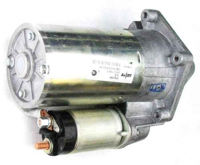 Стартер ВАЗ 2101-2107, 21213, 2123 редукторный КЗАТЭ 5722.3708 (21213-3708010) - изображение 1