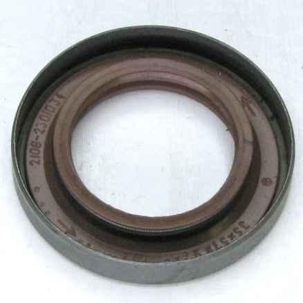 Сальник привода ВАЗ 2108-21099, 2113-2115, ОКА, правый, БРТ (2108-2301034) - изображение