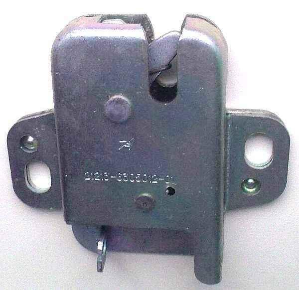 Защелка/механизм замка багажника ВАЗ 21213 (21213-6305012) - изображение 2