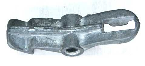 Крючок замка багажника ВАЗ 2106 - изображение 1