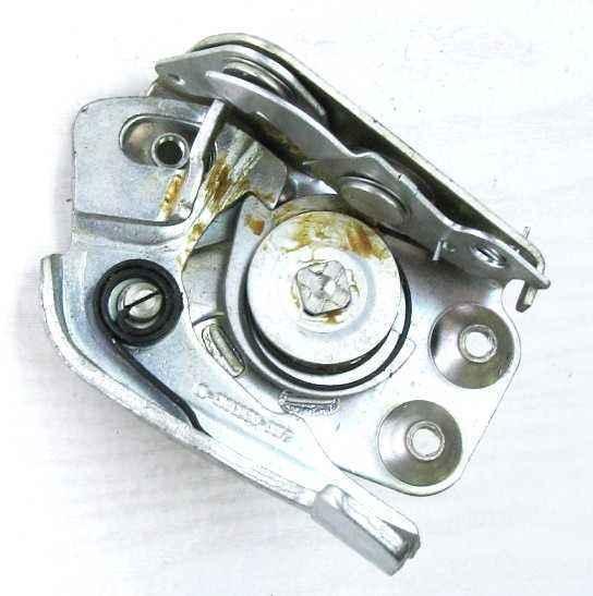 Механизм замка двери ВАЗ 2103 задний левый (2103-6205013-10) - изображение