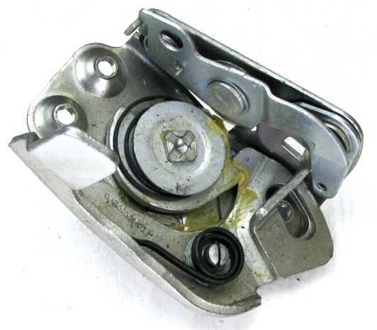 Механизм замка двери ВАЗ 2103 задний правый (2103-6205012-10) - изображение