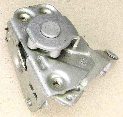 Механизм замка двери ВАЗ 2105 задний правый (2105-6205012) - изображение 1