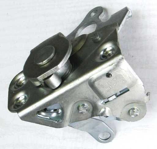 Механизм замка двери ВАЗ 2105 передний левый (2105-6105013-10) - изображение 1