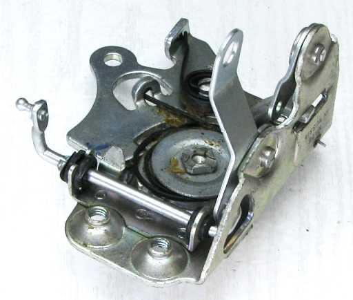 Механизм замка двери ВАЗ 2105 передний правый (2105-6105012-10) - изображение 1