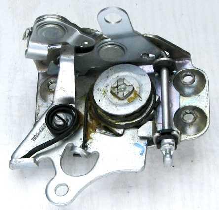 Механизм замка двери ВАЗ 2105 передний правый (2105-6105012-10) - изображение