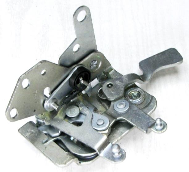 Механизм замка двери ВАЗ 2108 левый ДЗА (2108-6105013) - изображение 1
