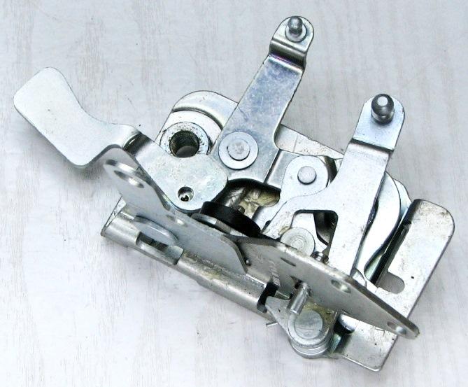 Механизм замка двери ВАЗ 2108 левый ДЗА (2108-6105013) - изображение 2