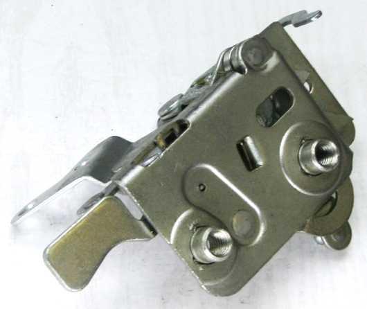 Механизм замка двери ВАЗ 2109 задний левый (2109-6205013) - изображение 1