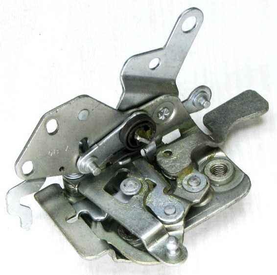 Механизм замка двери ВАЗ 2109 задний левый (2109-6205013) - изображение
