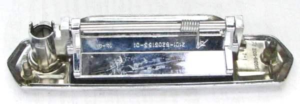 Ручка двери наружная ВАЗ 2106 передняя правая (2101-6105176) - изображение 1