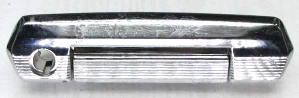 Ручка двери наружная ВАЗ 2106 передняя правая (2101-6105176) - изображение