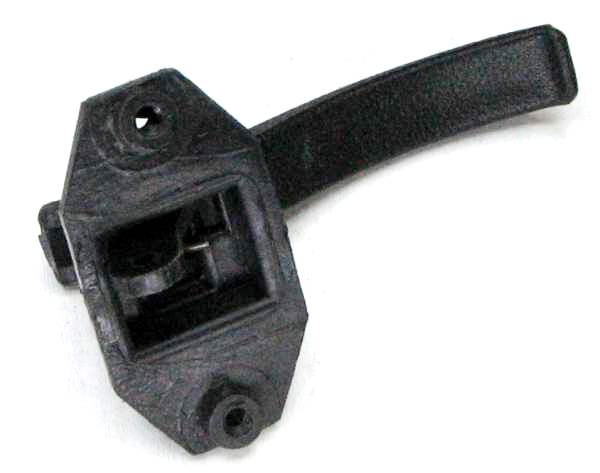 Ручка открывания двери салона ВАЗ 2108 пластик (2109-6105180) - изображение 1