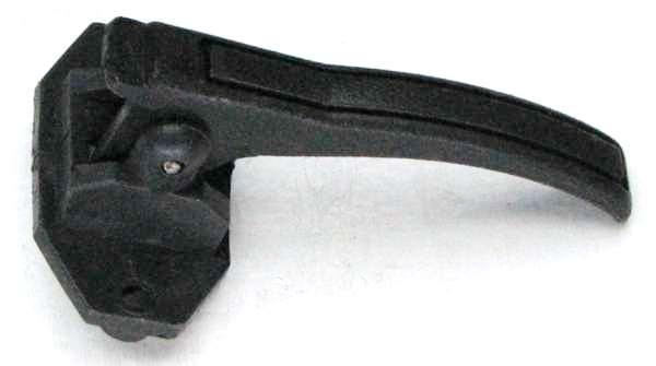 Ручка открывания двери салона ВАЗ 2108 пластик (2109-6105180) - изображение
