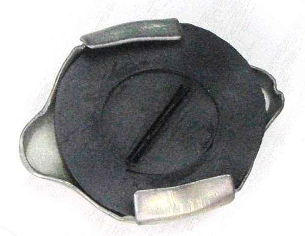 Крышка расширительного бачка ВАЗ 2101 металлическая (2101-1311065, 2105-1311065) - изображение 1
