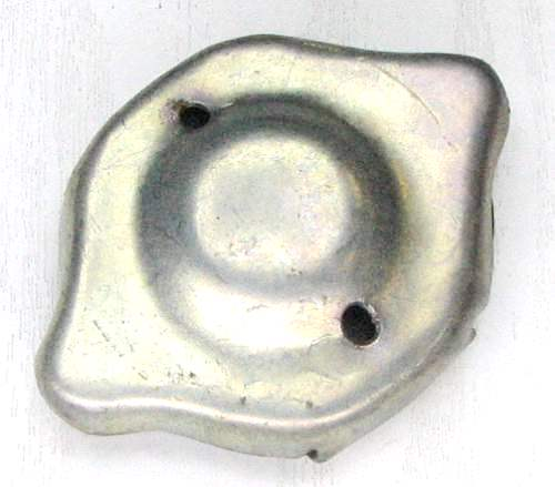 Крышка расширительного бачка ВАЗ 2101 металлическая (2101-1311065, 2105-1311065) - изображение